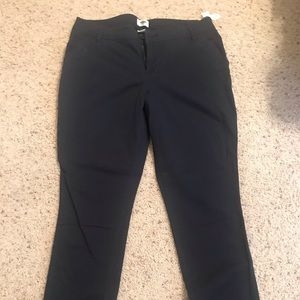 Old Navy Twill Pants